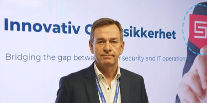 Netsecurity mottar anerkjennelse fra Nasjonal sikkerhetsmyndighet