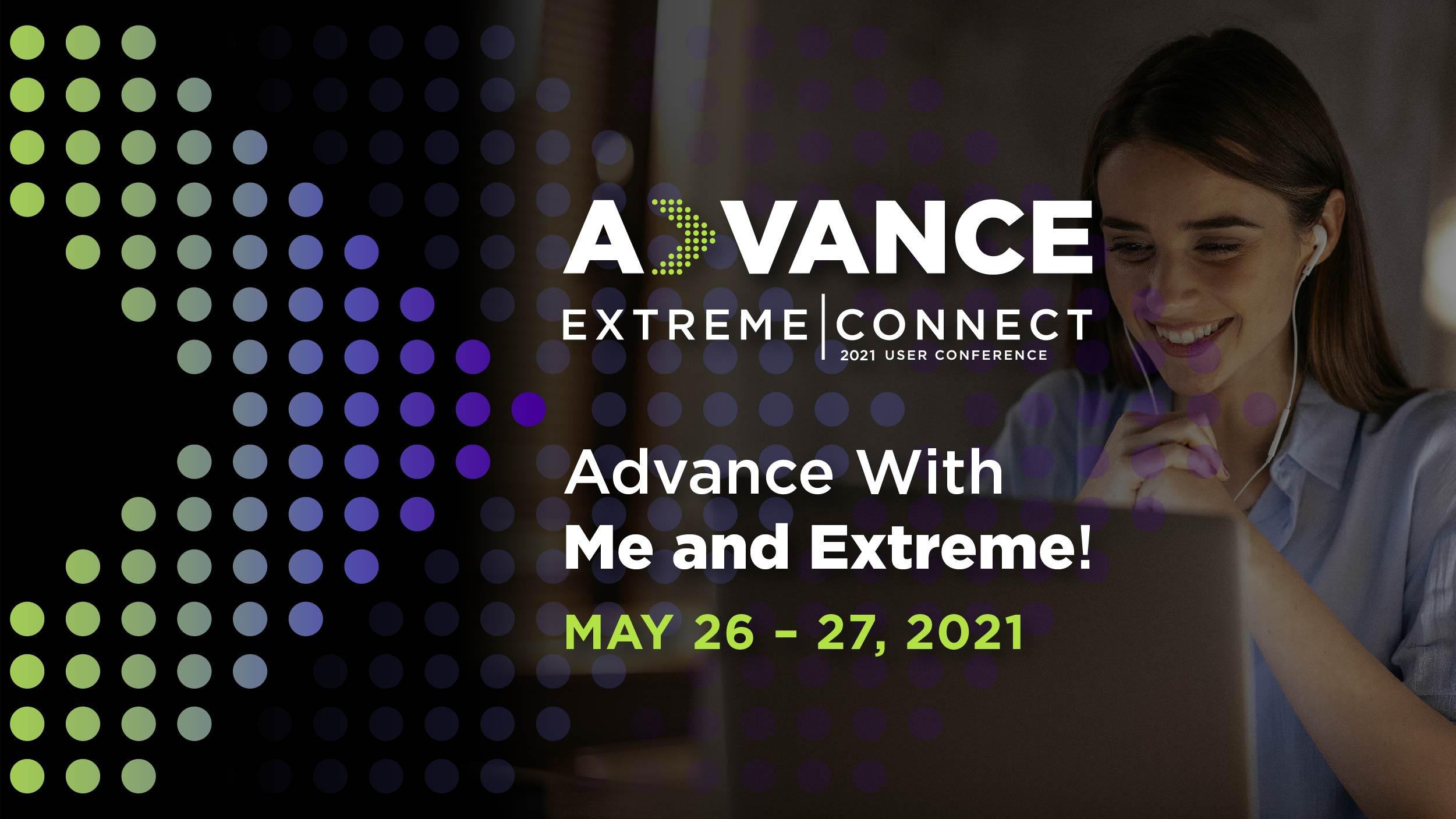 Bli med på Extreme Connect Viral 2021