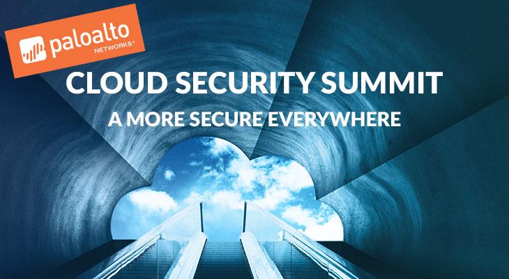 Palo Alto arrangerer Cloud Security Summit i Oslo