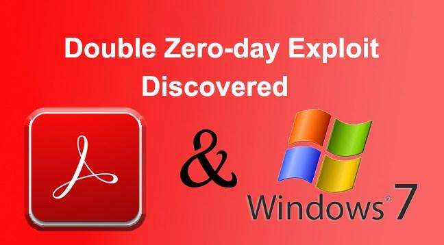 Ny Double Zero-Day oppdaget i PDF fil