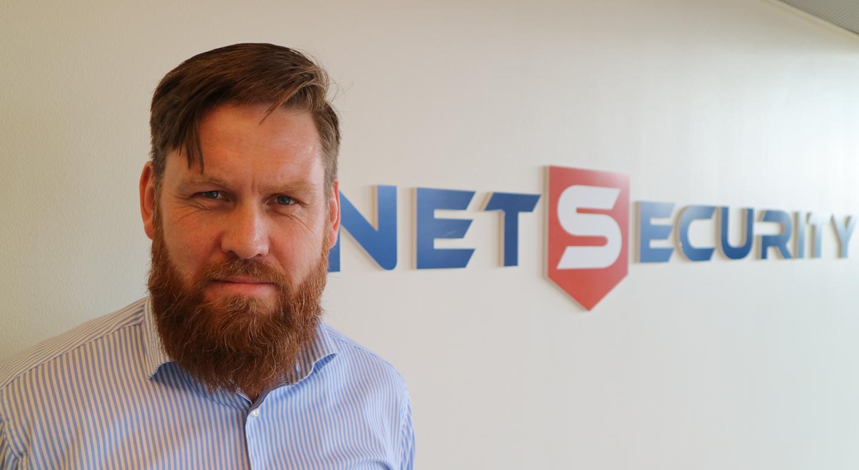 Ny salgsdirektør i Netsecurity