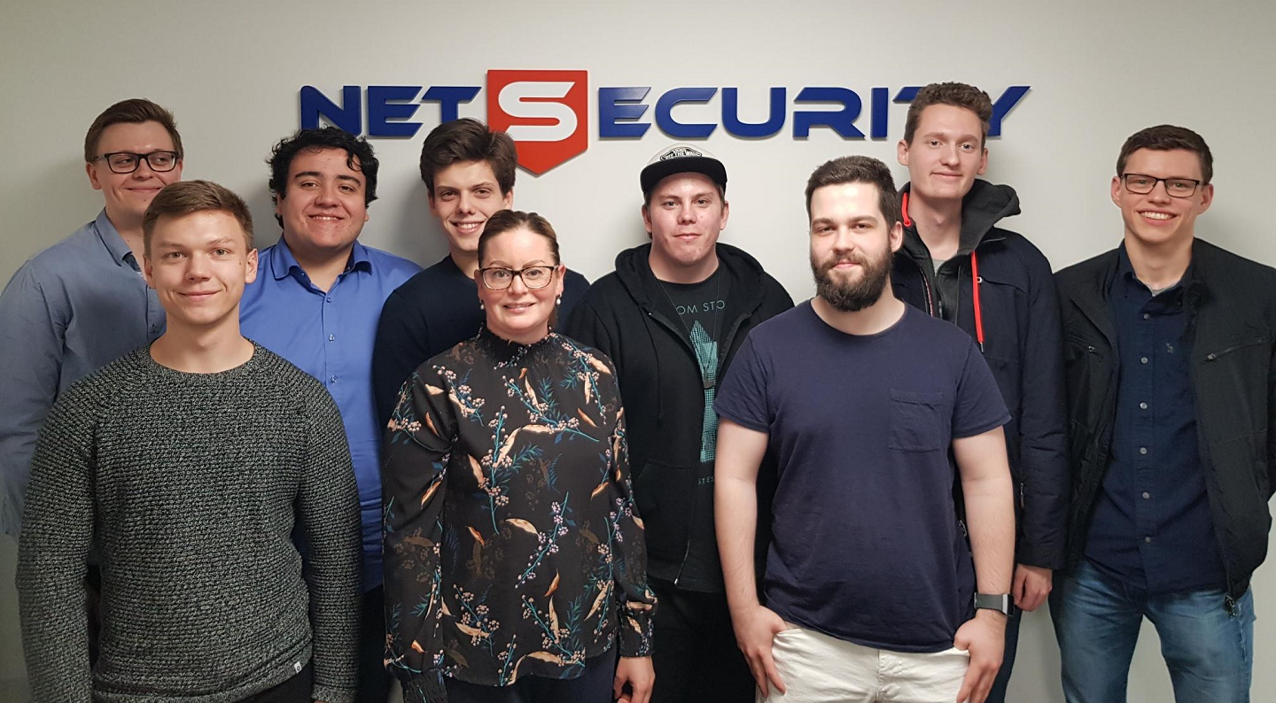 Netsecurity ansetter 9 masterstudenter innen cybersecurity fra UiA