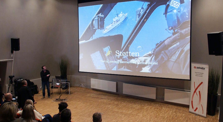 Netsecurity tilstede på Sikkerhetsseminar NMK i Ålesund