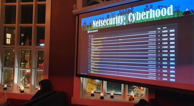 Netsecurity på Sikkerhetssymposiet