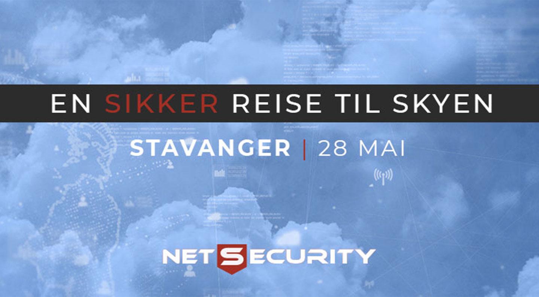 Netsecurity inviterer til seminar 28. mai: En sikker reise til skyen