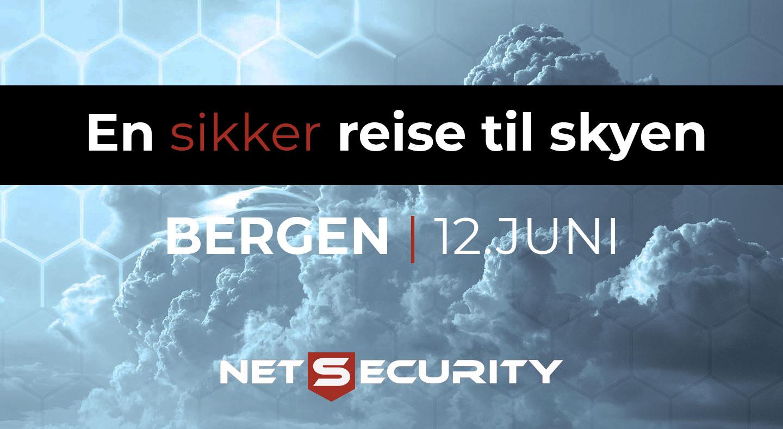 Netsecurity inviterer til seminar 12. juni: En sikker reise til skyen