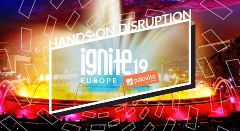 Bli med Netsecurity til «Ignite19 Europe» i Barcelona 12-15. november!