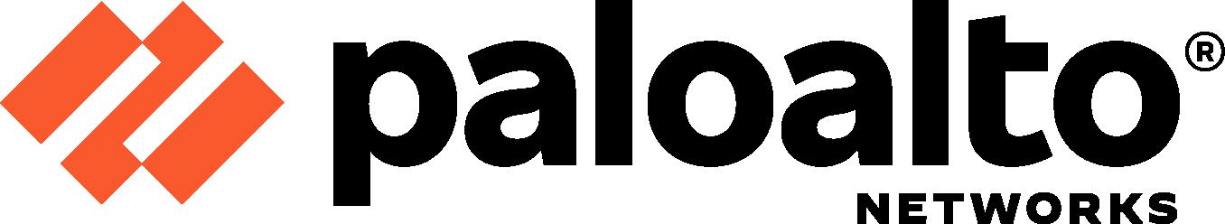 palo alto brand logo colors
