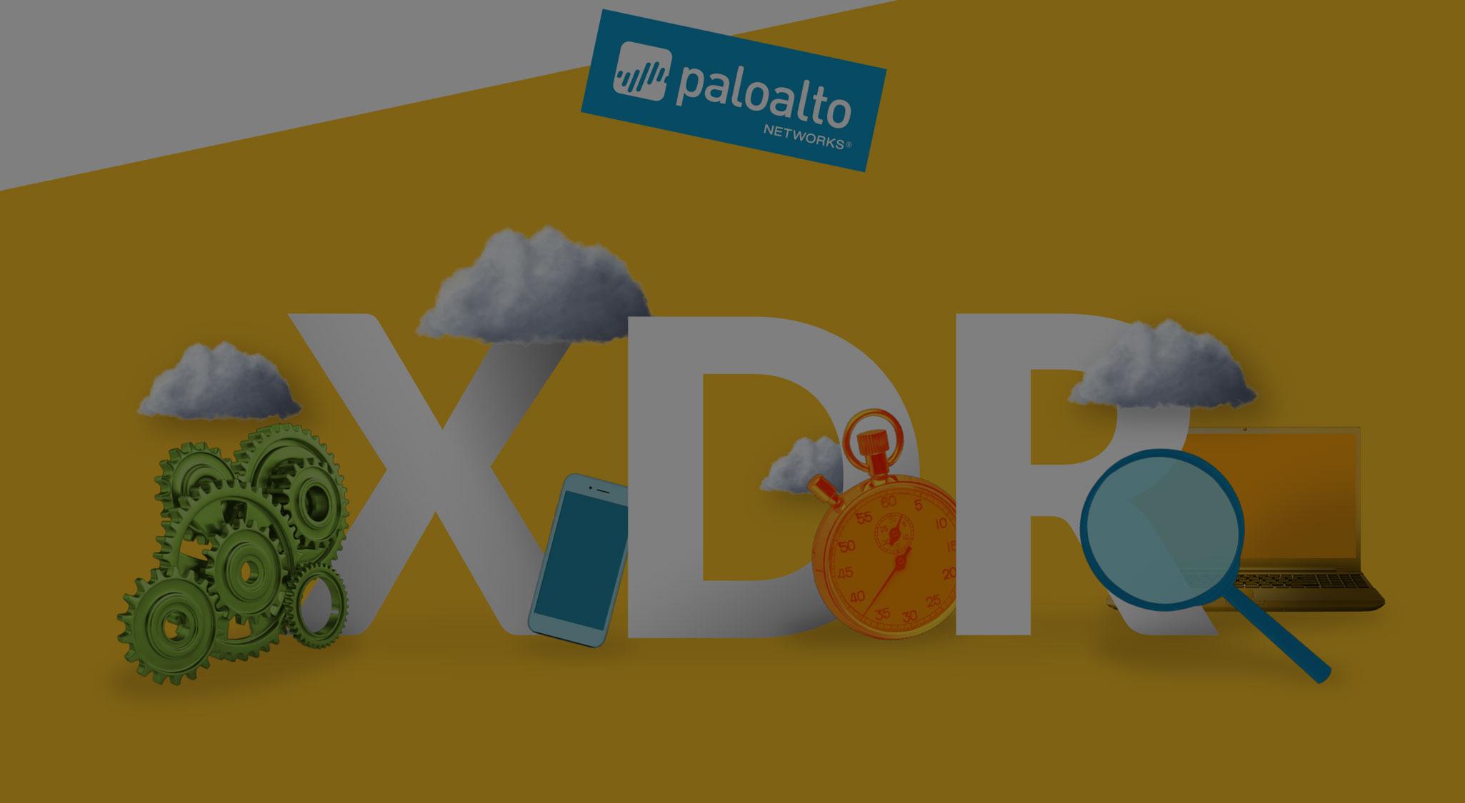 Invitasjon til lansering av Palo Alto XDR og Traps 6.0